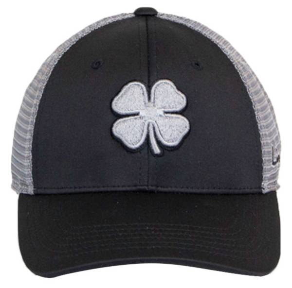 Black Clover Men's Fitted Mesh Golf Hat product image