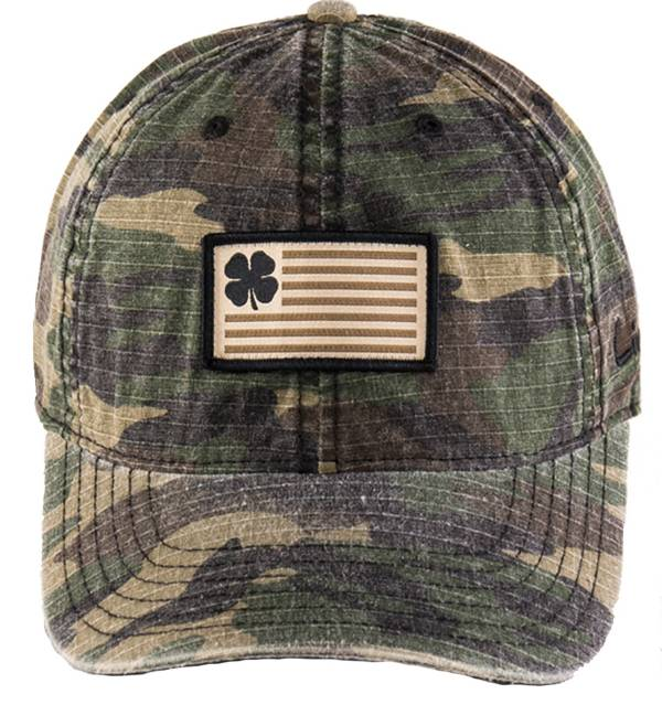 Black Clover Men's Veteran Golf Hat product image