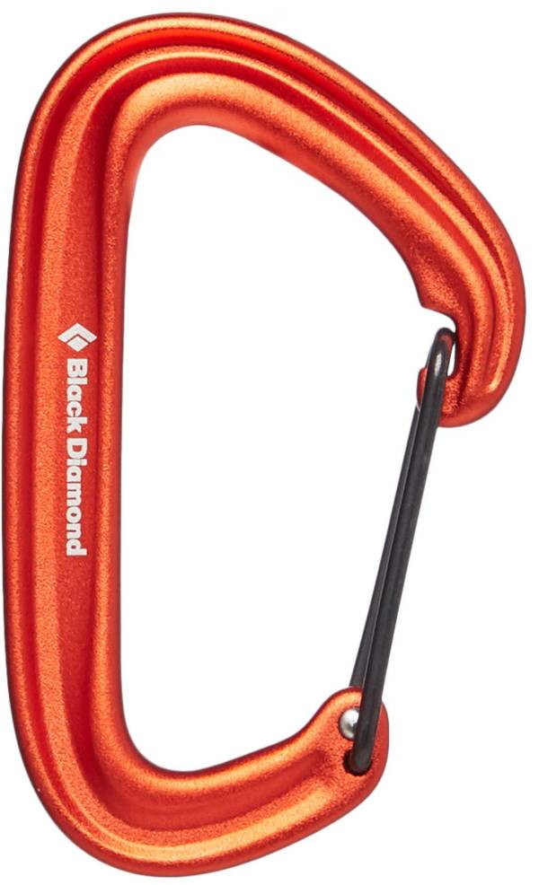 Black Diamond Litewire Carabiner product image