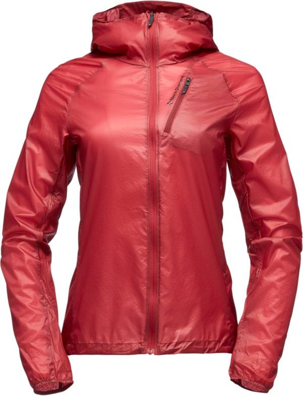 Black Diamond Women's Distance Windbreaker Jacket product image