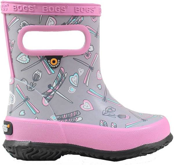 BOGS Girls' Skipper Dragonfly Waterproof Boots product image