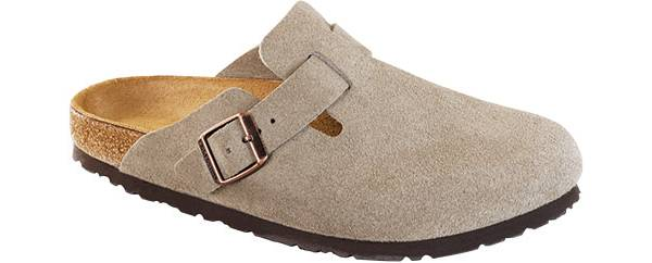 Birkenstock Men's Boston Soft Footbed Casual Shoes product image