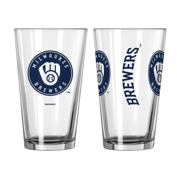 Boelter Milwaukee Brewers 16oz. Pint Glass product image