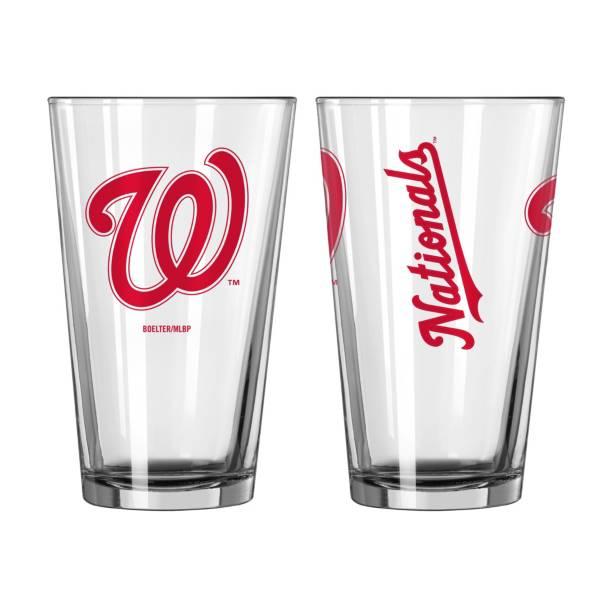 Boelter Washington Nationals 16oz. Pint Glass product image