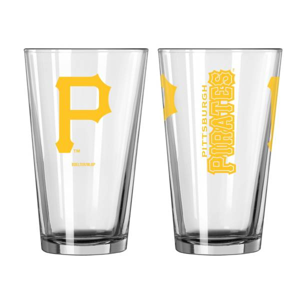 Boelter Pittsburgh Pirates 16oz. Pint Glass product image