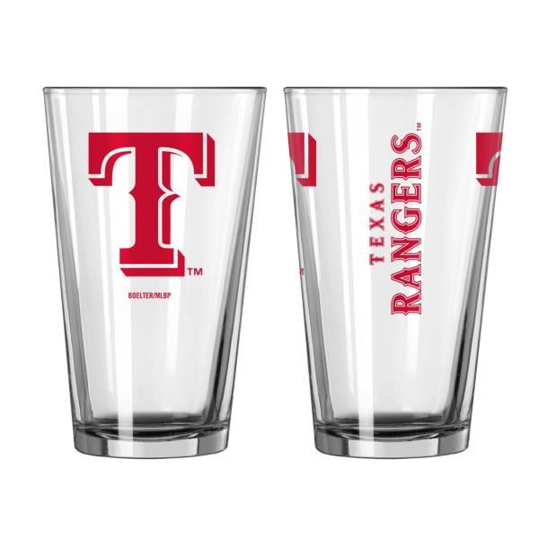 Boelter Texas Rangers 16oz. Pint Glass product image