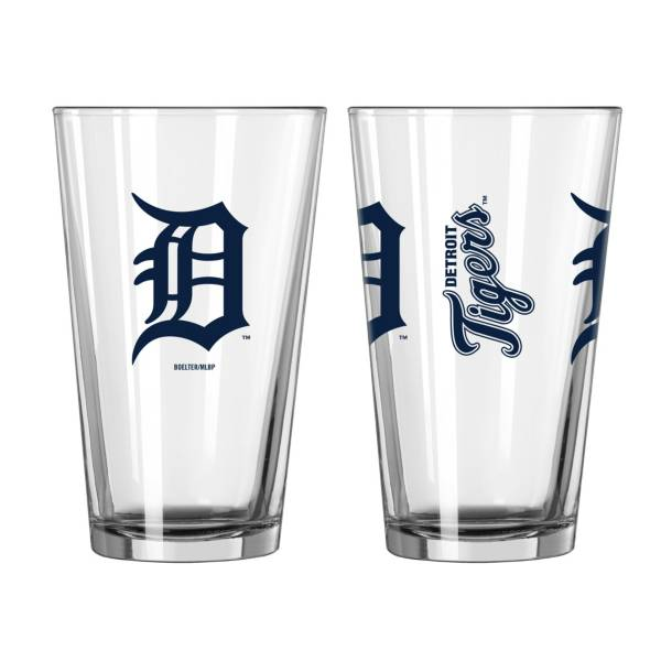 Boelter Detroit Tigers Gameday 16oz. Pint Glass product image