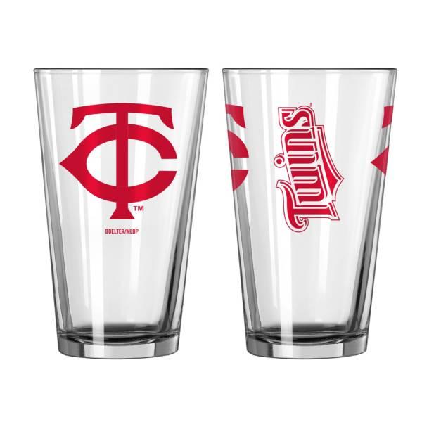 Boelter Minnesota Twins 16oz. Pint Glass product image