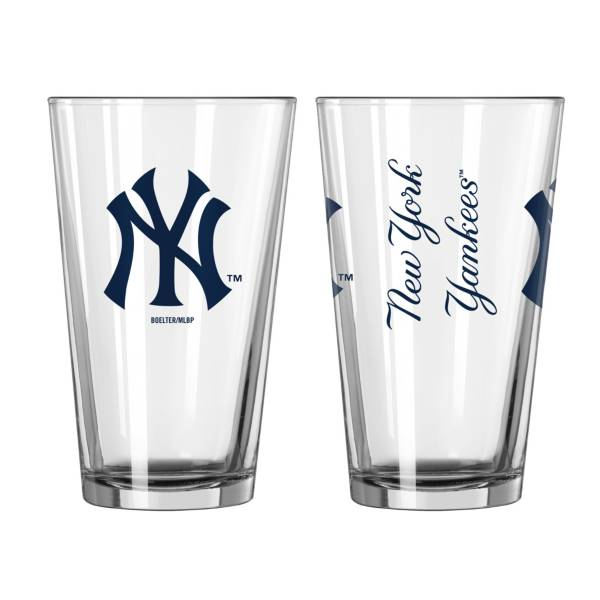 Boelter New York Yankees 16oz. Pint Glass product image