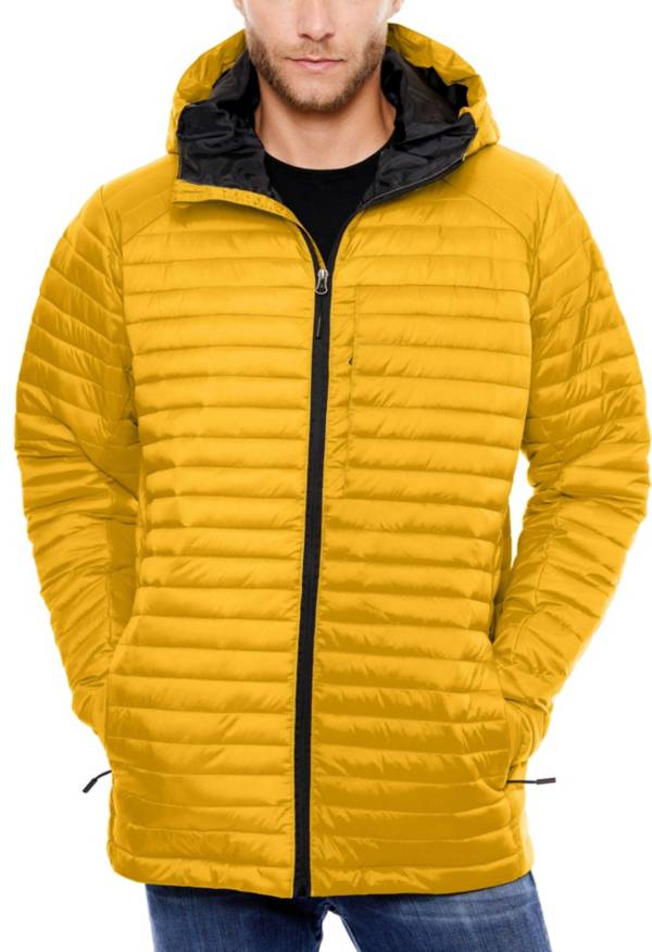 Be Boundless Men's Soft Touch Nylon Hooded Jacket product image