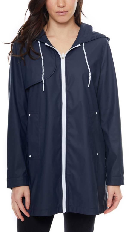 Be Boundless Coated Woven Poly Hooded Rainwear Coat product image