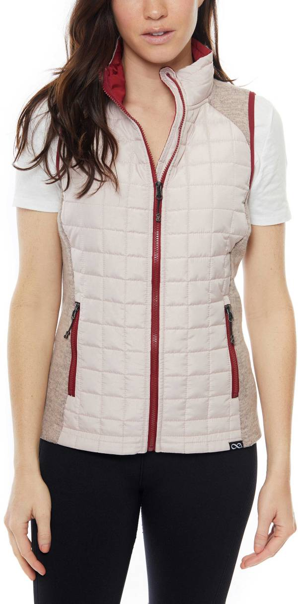 Be Boundless Quilted Poly Active Knit Vest product image