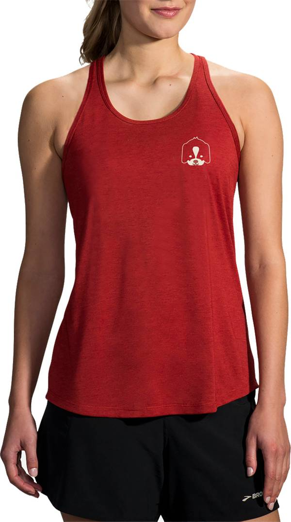 Brooks Women's Dog Days Graphic Tank Top product image