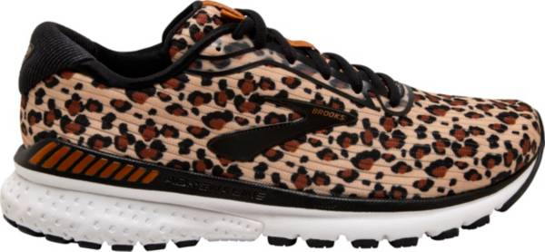 Brooks Women's Adrenaline GTS 20 Leopard Print Running Shoes product image