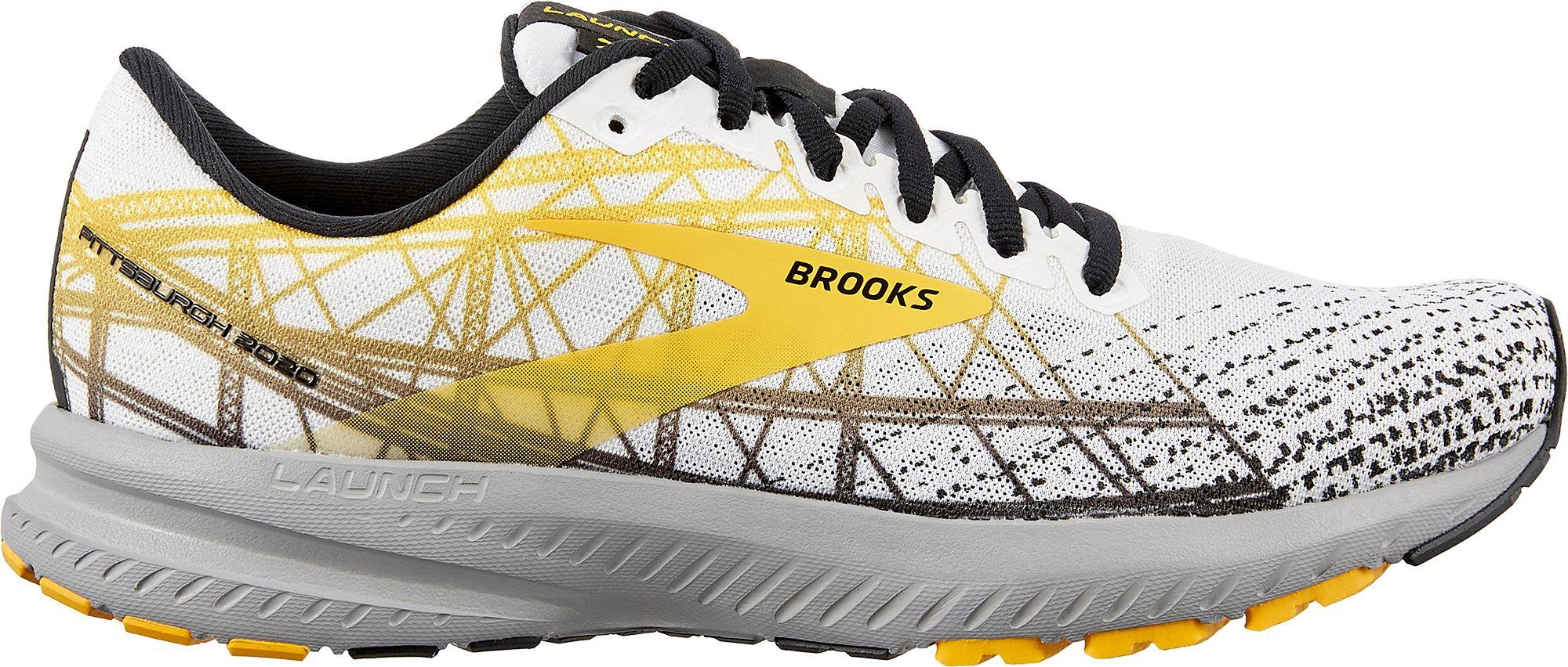 brooks marathon shoes