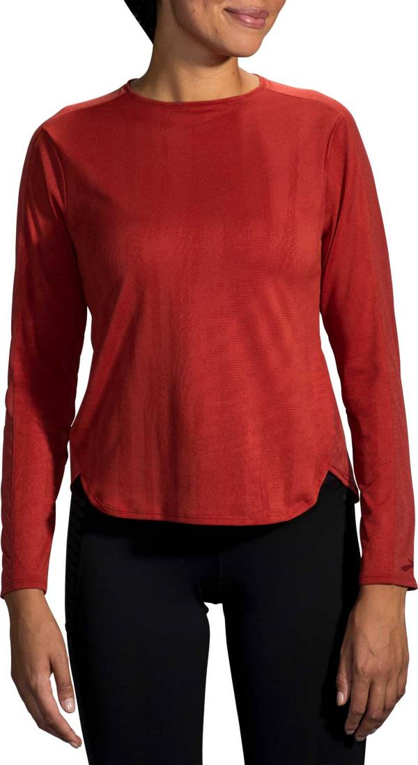 Brooks Women's Spirit Long Sleeve Shirt product image