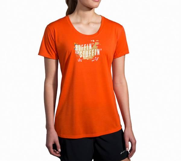 Brooks Women's Trot Happy Short Sleeve T-Shirt product image