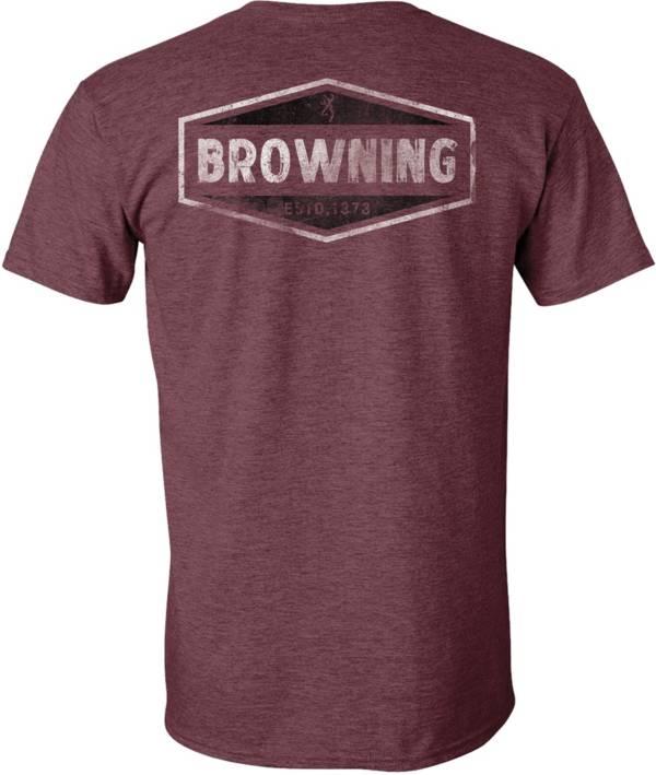 Browning Men's Hexagon Billboard Short Sleeve T-Shirt product image