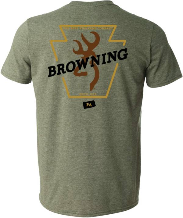 Browning Men's Pennsylvania Keystone T-Shirt product image