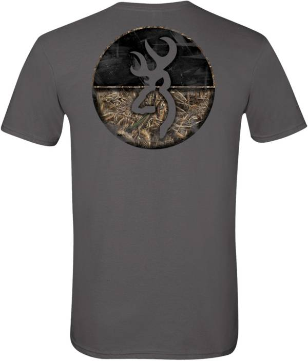 Browning Men's Real Tree Max-5 Circle T-Shirt product image
