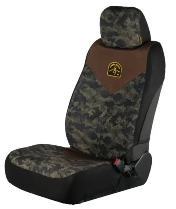 Browning Low Back Truck Seat Cover product image