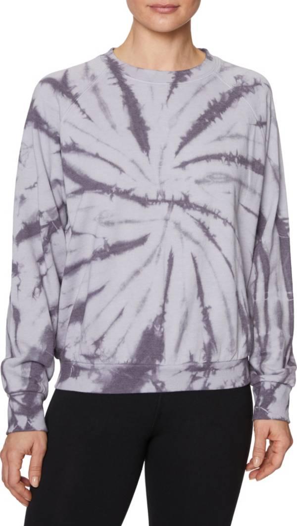 Betsey Johnson Women's Groovy Tie Dye Sweatshirt product image