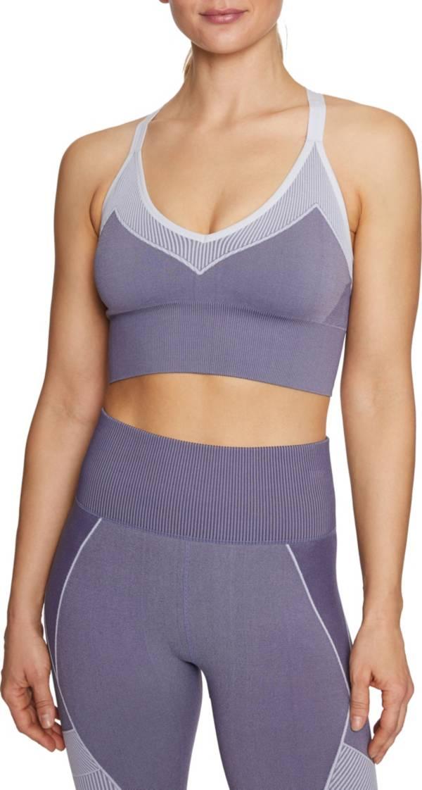 Betsey Johnson Women's Striped Seamless Bra product image