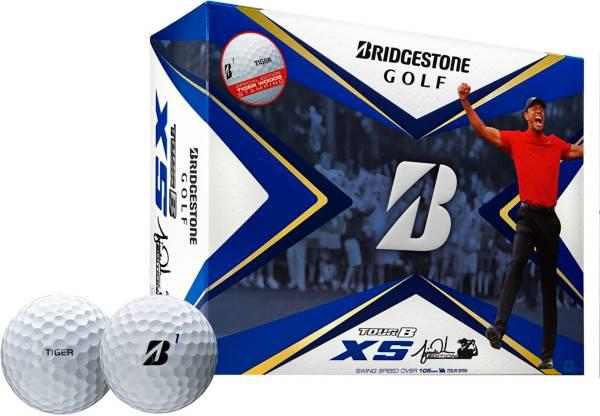 Bridgestone 2020 TOUR B XS Golf Balls – Tiger Woods Edition product image
