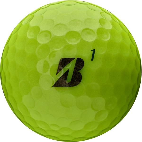 Bridgestone 2020 TOUR B RXS Optic Yellow Personalized Golf Balls product image