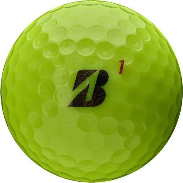 Bridgestone 2020 TOUR B RX Optic Yellow Golf Balls product image