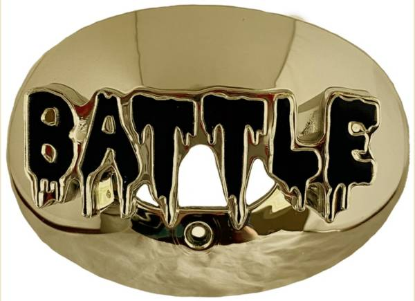 Battle Chrome 3D Drip Lip Guard product image