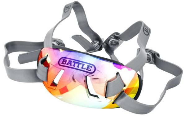 Battle Adult Iridescent Football Chinstrap product image