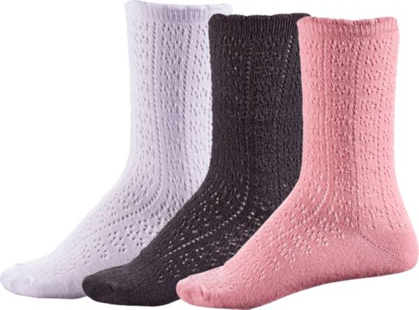 CALIA by Carrie Underwood Women's Lifestyle Pointelle Socks - 3 Pack product image