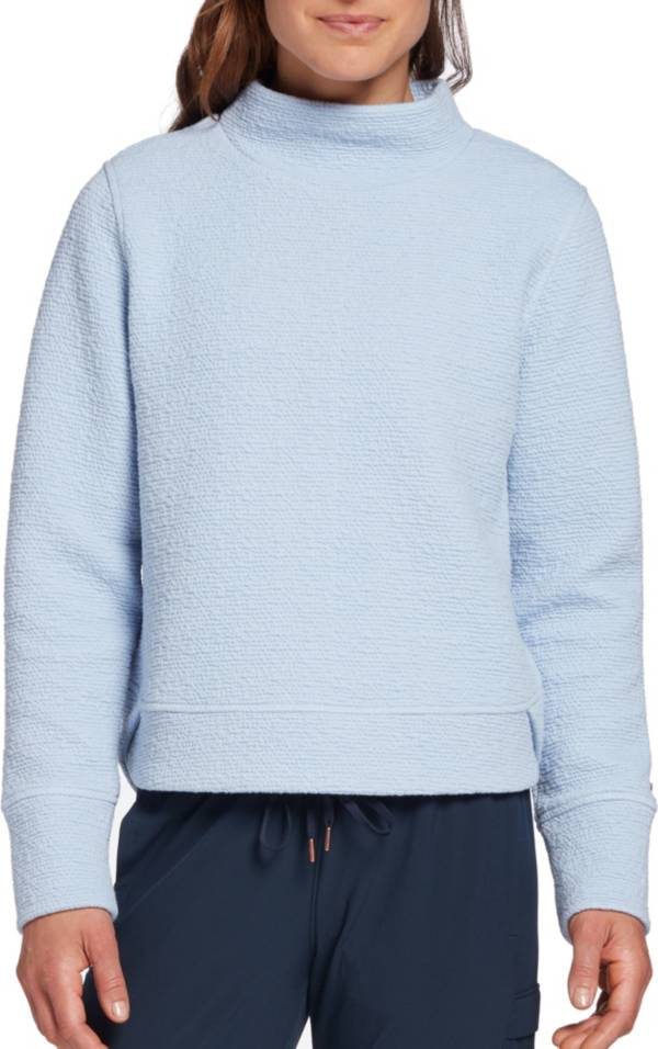 CALIA by Carrie Underwood Women's Cloud Mock Neck Pullover Sweater product image