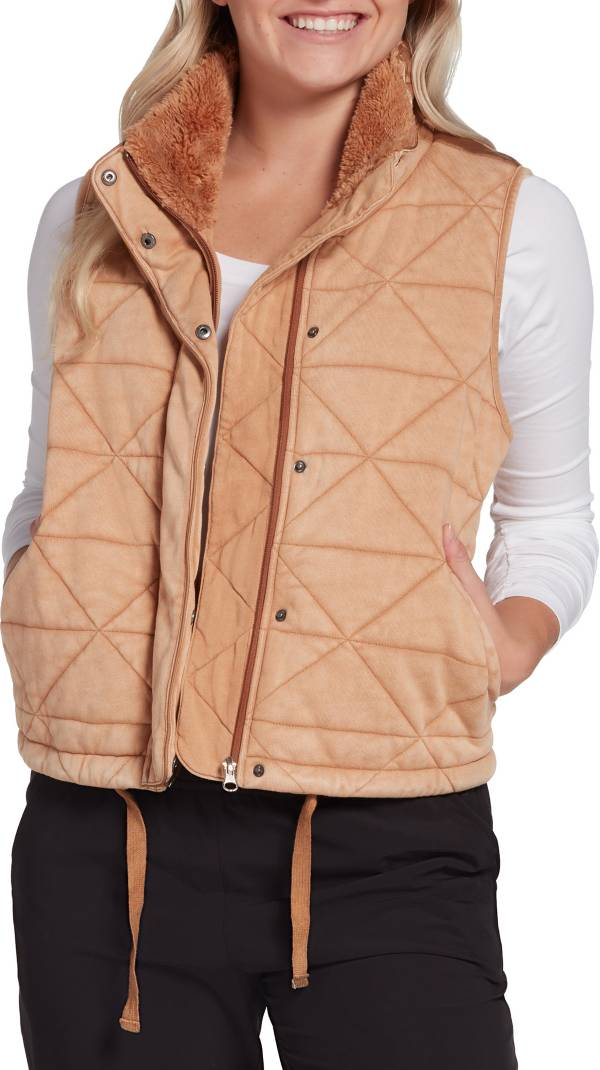CALIA by Carrie Underwood Women's Cropped Vest product image