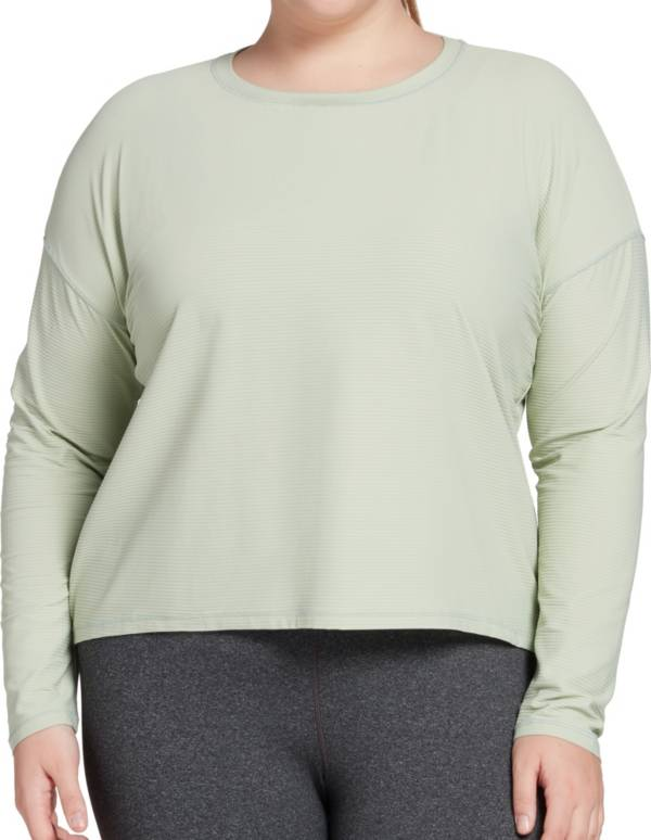 CALIA by Carrie Underwood Women's Drop Needle Long Sleeve Shirt product image
