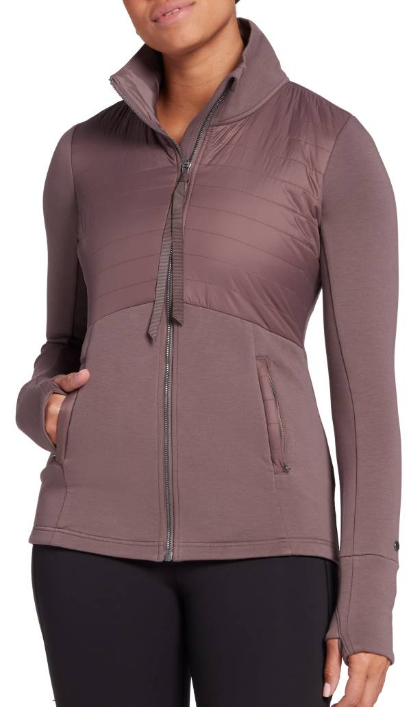 CALIA by Carrie Underwood Women's Mixed Media Jacket product image