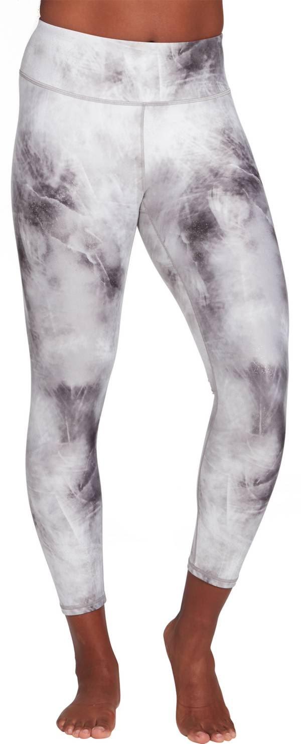 CALIA by Carrie Underwood Women's Energize Mid-Rise Printed 7/8 Leggings (Regular and Plus) product image