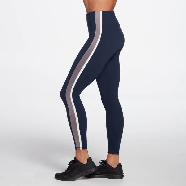 CALIA by Carrie Underwood Women's Energize High Rise Stripe 7/8 Leggings product image