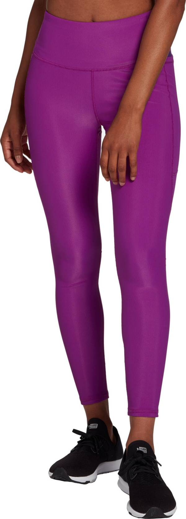 CALIA by Carrie Underwood Women's Energize Rib 7/8 Leggings product image