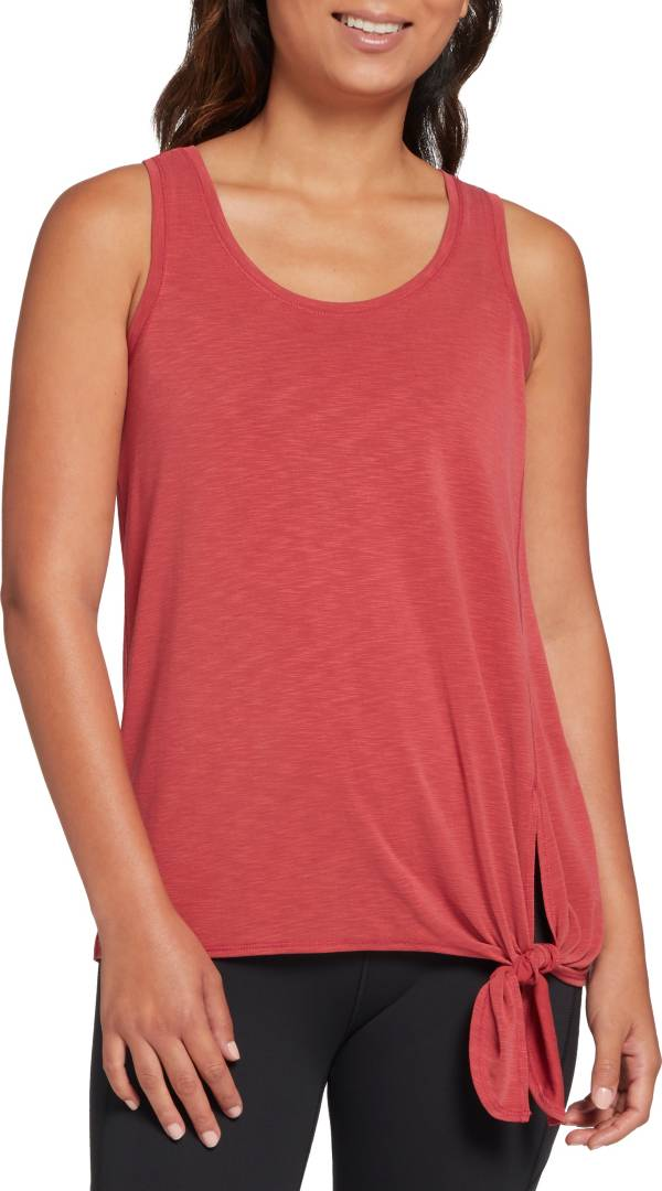 CALIA by Carrie Underwood Women's Everyday Side Tie Tank Top product image