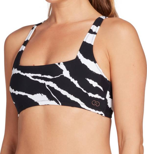 CALIA by Carrie Underwood Women's Square Neck Bikini Top product image
