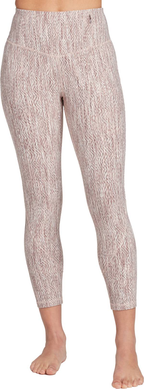 CALIA by Carrie Underwood Women's Essential Jacquard 7/8 Leggings product image