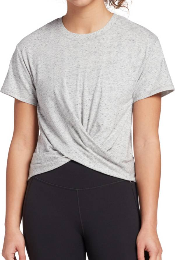 CALIA by Carrie Underwood Women's Twist Front T-Shirt product image