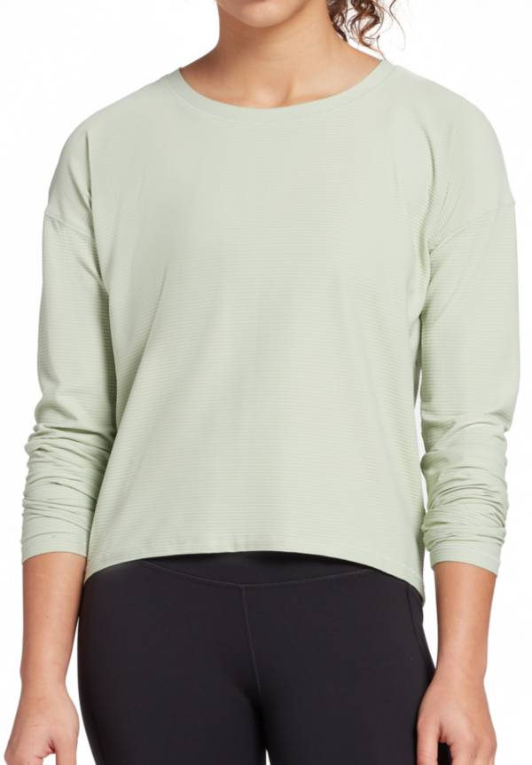 CALIA by Carrie Underwood Women's Textured Long Sleeve Shirt product image