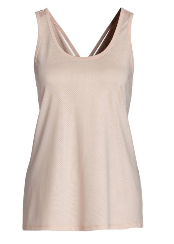 CALIA by Carrie Underwood Women's Flow Textured Strappy Back Tank Top product image