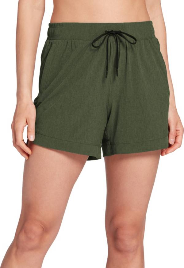 """CALIA by Carrie Underwood Women's Journey Woven 5"""" Shorts product image"""