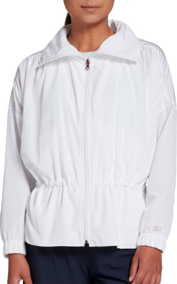 CALIA by Carrie Underwood Women's Anywhere Woven Ruched Jacket product image