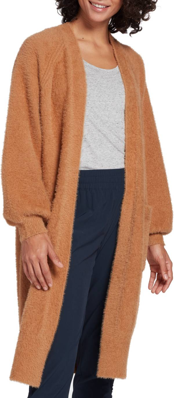 CALIA by Carrie Underwood Women's Eyelash Duster Cardigan (Regular and Plus) product image