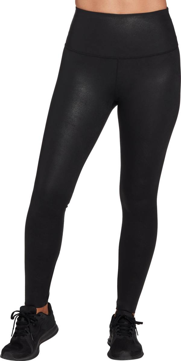 CALIA by Carrie Underwood Women's Power Sculpt Faux Leather Leggings product image
